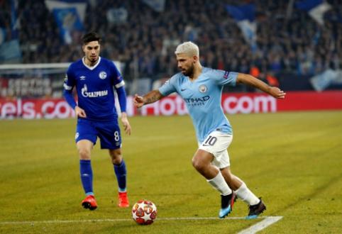 """S. Aguero apie rungtynes su """"Schalke"""": """"Privalome išlikti susikoncentravę"""""""
