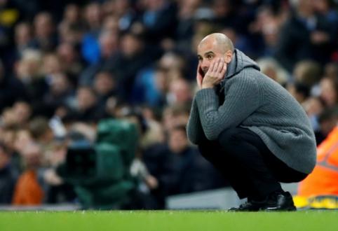 """P. Guardiola: """"Sieksime sustiprinti 3-4 pozicijas"""""""