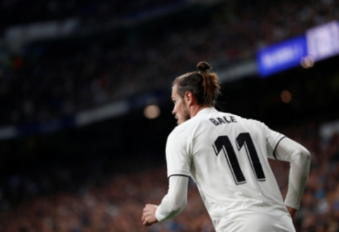 """R. Piresas: """"Bale'as yra laukiamas """"Arsenal"""" klube"""""""