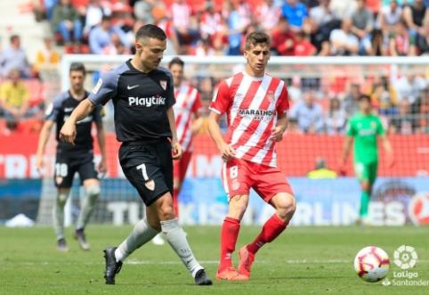 Ispanijoje – trijų dėl Čempionų lygos vietos kovojančių komandų nesėkmės