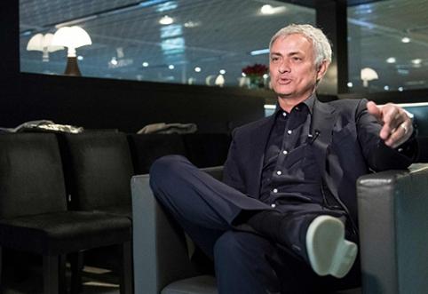 """J.Mourinho: nemanau, jog grįšiu į """"Premier"""" lygą"""