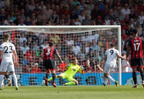 """Anglijoje – netikėta """"Bournemouth"""" nesėkmė ir A. Perezo """"hat-trickas"""""""