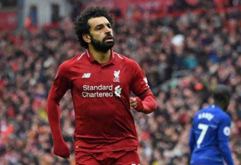 """M. Salah: """"Premier"""" lyga man yra pats svarbiausias dalykas"""