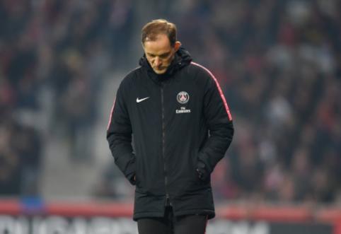 T. Tuchelis po sensacingo pralaimėjimo pažėrė kritikos klubo vadovybei