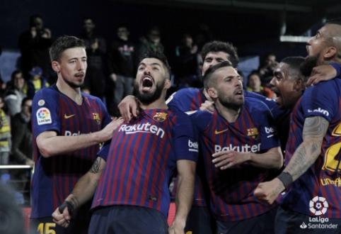 """L. Suarezas pagerino D. Forlano rekordą """"La Liga"""" pirmenybėse"""