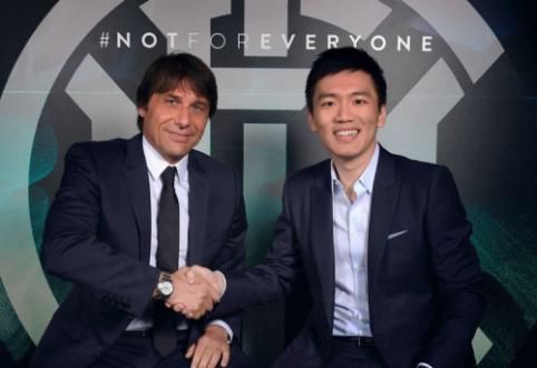 """Oficialu: """"Inter"""" išsirinko naują trenerį"""