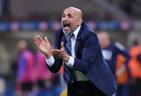 "Oficialu: L. Spalletti palieka ""Inter"" trenerio postą"