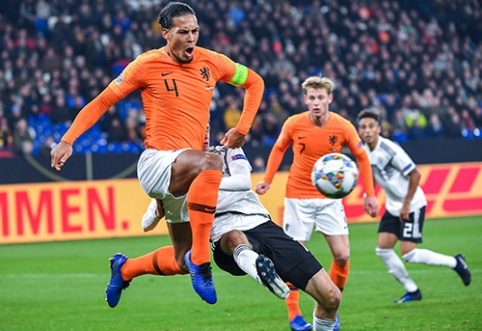 Nyderlandai paskelbė ekipos sudėtį Tautų lygos finalams