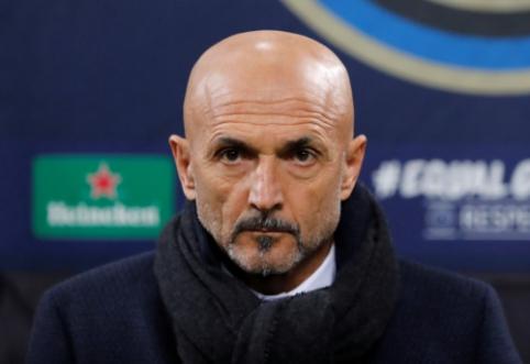 """""""Inter"""" atleidusi L. Spalletti turės sumokėti įspūdingą kompensaciją"""