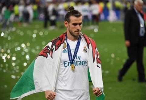 """Z. Zidane'as: """"Nežinau, ar tai bus paskutinės Bale'o rungtynės"""""""