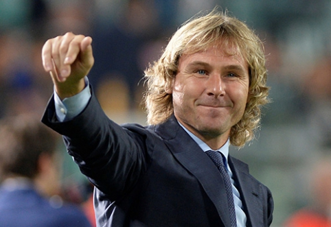 """""""Juventus"""" prezidentas buvo sulaukęs P.Nedvedo ultimatumo"""