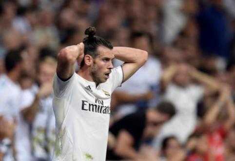 """G.Bale'as atmetė """"Tottenham"""" pasiūlymą"""