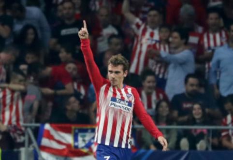 """Spauda: A. Griezmannas nusprendė palikti """"Atletico"""""""