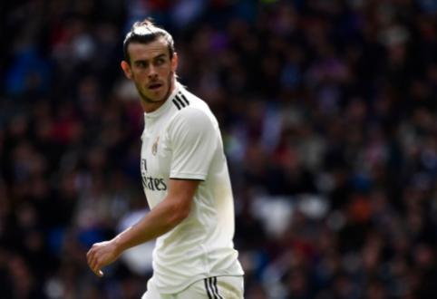 """""""Tottenham"""" tikisi už juokingą sumą pasiskolinti G.Bale'ą"""