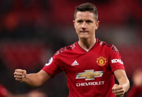 "Oficialu: A. Herrera palieka ""Manchester United"" klubą"