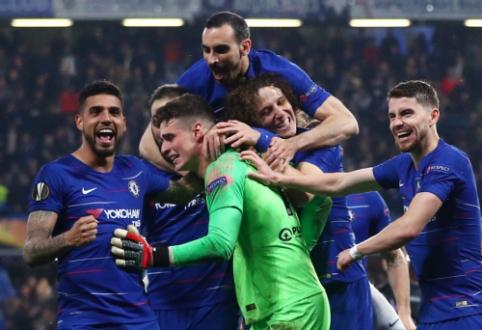 """Premier"" lygos dominavimas: Europos lygos finale susitiks ""Arsenal"" ir ""Chelsea"" ekipos"