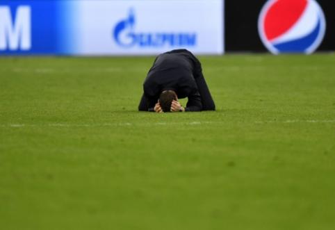 """Po istorinių rungtynių pravirkęs M. Pochettino: """"Mano žaidėjai yra herojai"""""""