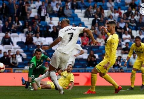"""""""Real"""" susitvarkė su """"Villarreal"""", """"Valencia"""" varžovams atrašė šešis įvarčius"""