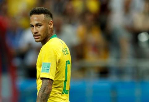 PSG vadovai toliau nenori parduoti Neymaro