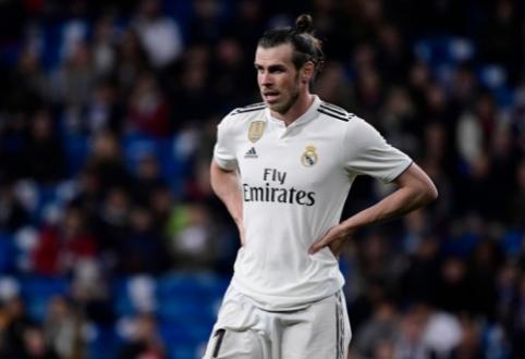 """Niekam nereikalingas G.Bale'as gali likti """"Real"""" ekipoje"""