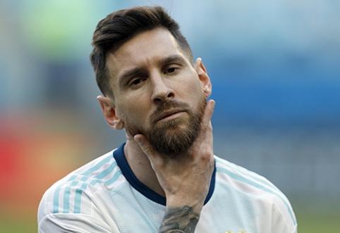 L.Messi: dabar turnyras prasidės iš naujo