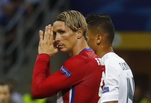 F. Torresas baigė šlovingą karjerą