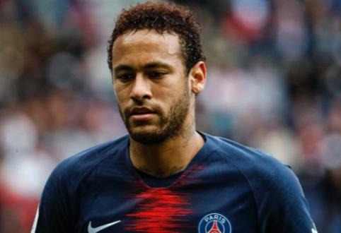 PSG nustatė klubą palikti norinčio Neymaro kainą