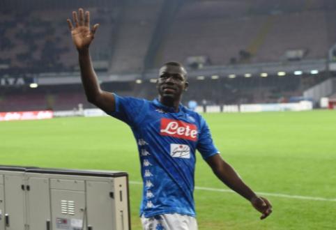 """""""Man City"""" parengė sensacingą pasiūlymą už """"Napoli"""" gynėją"""