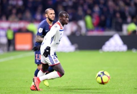 """""""Ligue 1"""" nuo 2020 metų sezono turės naują pavadinimą"""