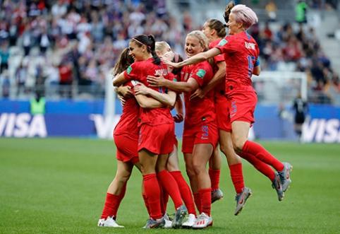 Moterų pasaulio čempionate - rezultatyvumo rekordas
