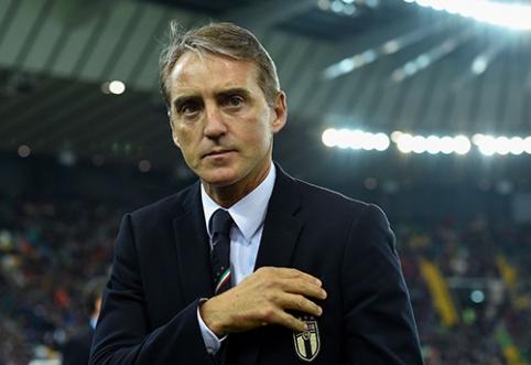 R.Mancini: turime demonstruoti atakuojantį stilių
