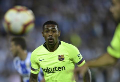 """""""Barcelona"""" sulaukė pasiūlymų parduoti penkis žaidėjus"""