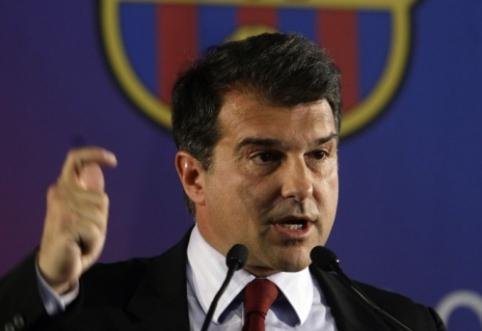 """Buvęs """"Barcelona"""" prezidentas: """"Iš mūsų stiliaus ir akademijos nebeliko nieko"""""""