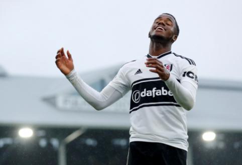 """R. Sessegnonas atsisako pasirašyti naują kontraktą su """"Fulham"""""""