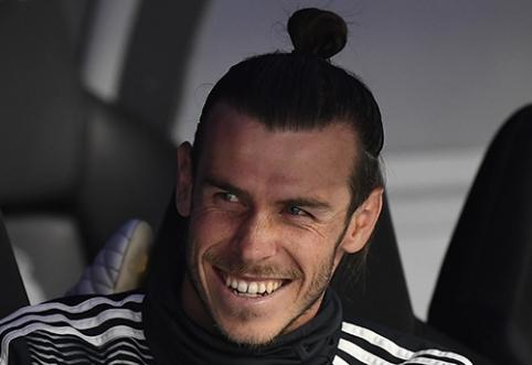 Sugriuvo sandoris dėl G.Bale'o išvykimo į Kiniją