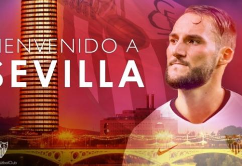 """""""Sevilla"""" pranešė apie dar vieno naujoko įsigijimą"""