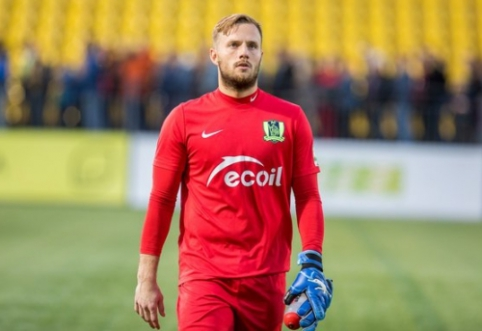 T. Švedkauskas išvyksta rungtyniauti į Belgiją