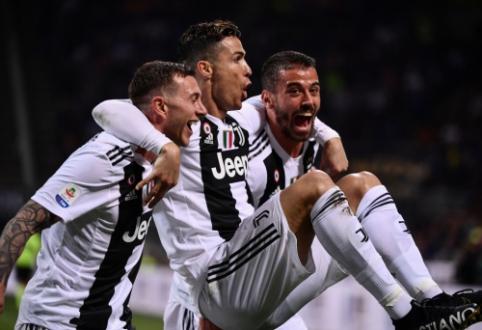 """FIFA 20 žaidime nebus Turino """"Juventus"""" komandos"""