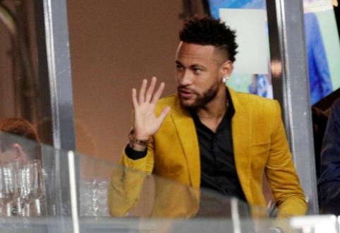 """Neymaras įgėlė paryžiečiams: """"Geriausias karjeros momentas? """"Remontada"""" prieš PSG"""