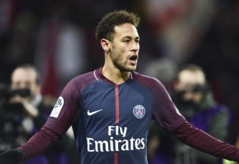 """""""Barcelona"""" tikisi, jog gudri taktika padės įsigyti Neymarą"""