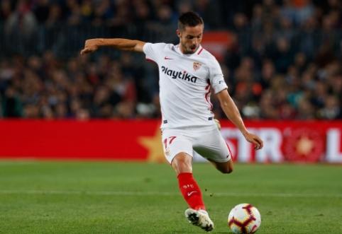 Oficialu: P. Sarabia išvyksta rungtyniauti į PSG