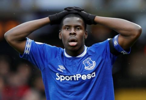 """""""Everton"""" sieks įsigyti K. Zoumą"""