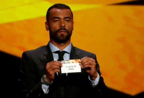 Ištraukti UEFA Europos lygos grupių etapo burtai