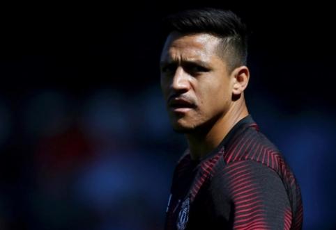 "Oficialu: ""Inter"" sezonui pasiskolino A. Sanchezą"