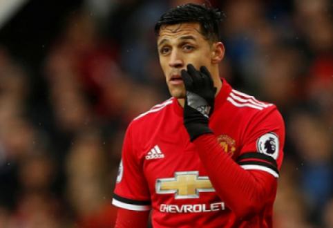 """Šiandien A.Sanchezas atliks medicininę apžiūrą """"Inter"""" ekipoje"""