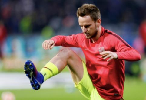 """Rugpjūčio 26 d. transferai ir gandai: galima """"Barcos"""" ir """"Juventus"""" saugų rokiruotė"""