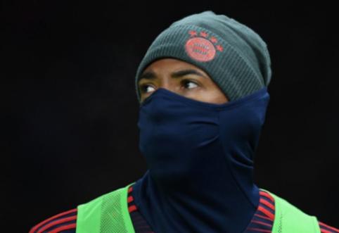 """""""Bayern"""" planuoja parduoti J. Boatengą"""
