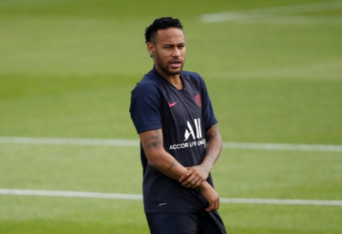 """""""Barcelona"""" pateikė finalinį pasiūlymą už Neymarą"""