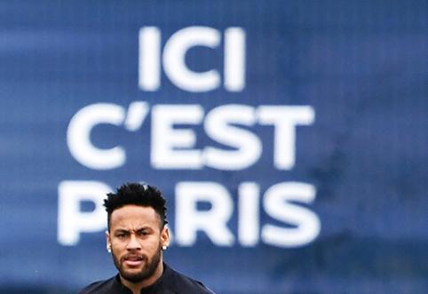 Rugpjūčio 19 d. transferai ir gandai: PSG surado keitimą Neymarui