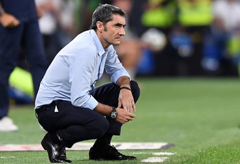 "E.Valverde: ""A.Griezmannas supranta, jog iš jo tikimės daugiau"""